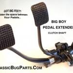 Big Boy Pedal Extender
