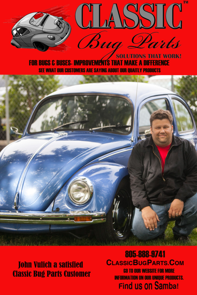 John Vulich and his Bug's story...