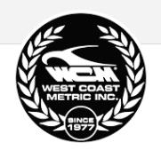 WestCoastMetric.com